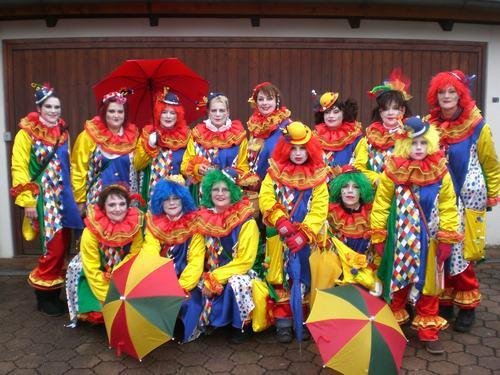 2012 Clowness